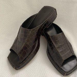 Cole Haan Slide style Sandal